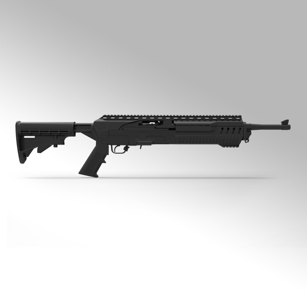 Ruger Mini-14 Chassis