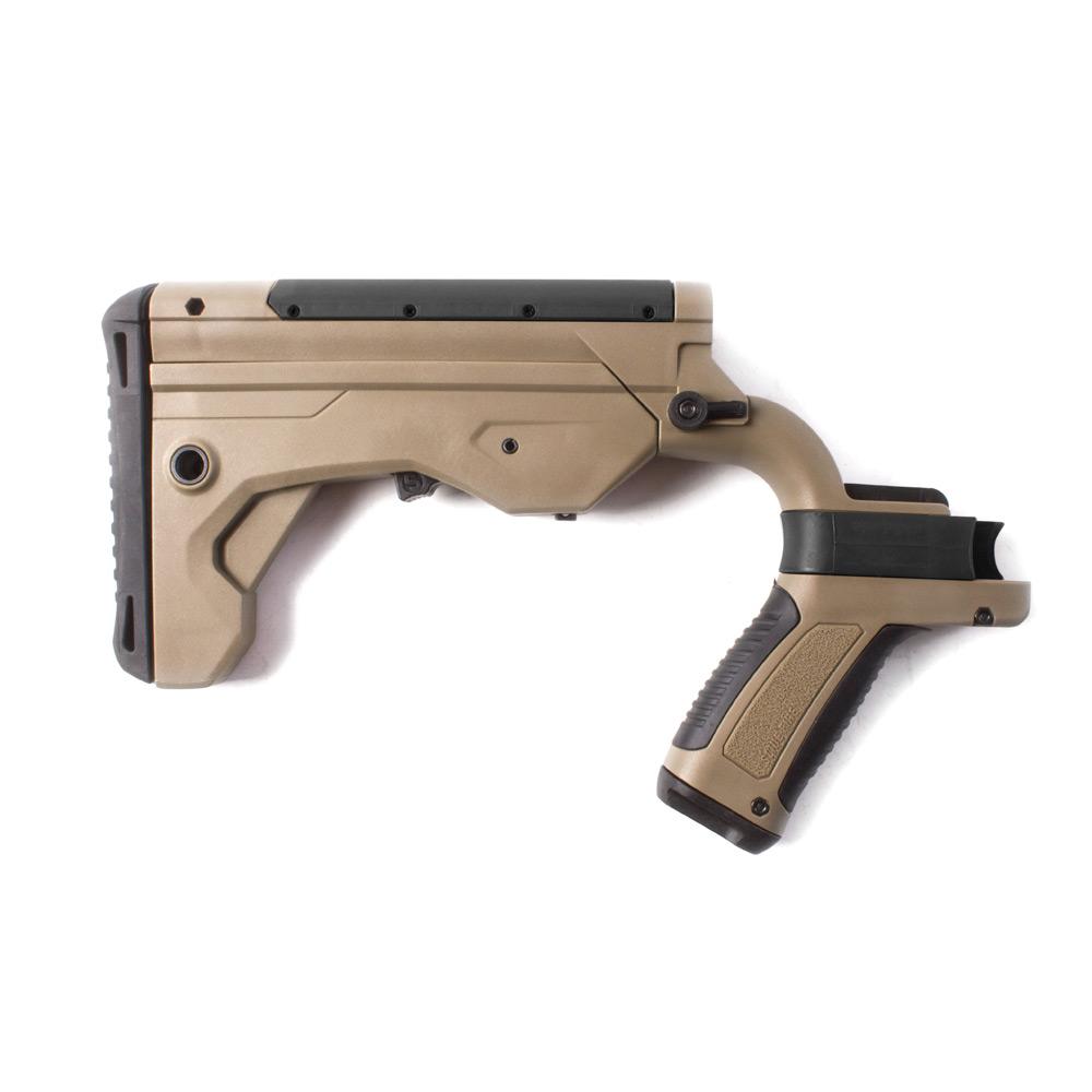 SSAR-15 MOD Bump Fire Stock