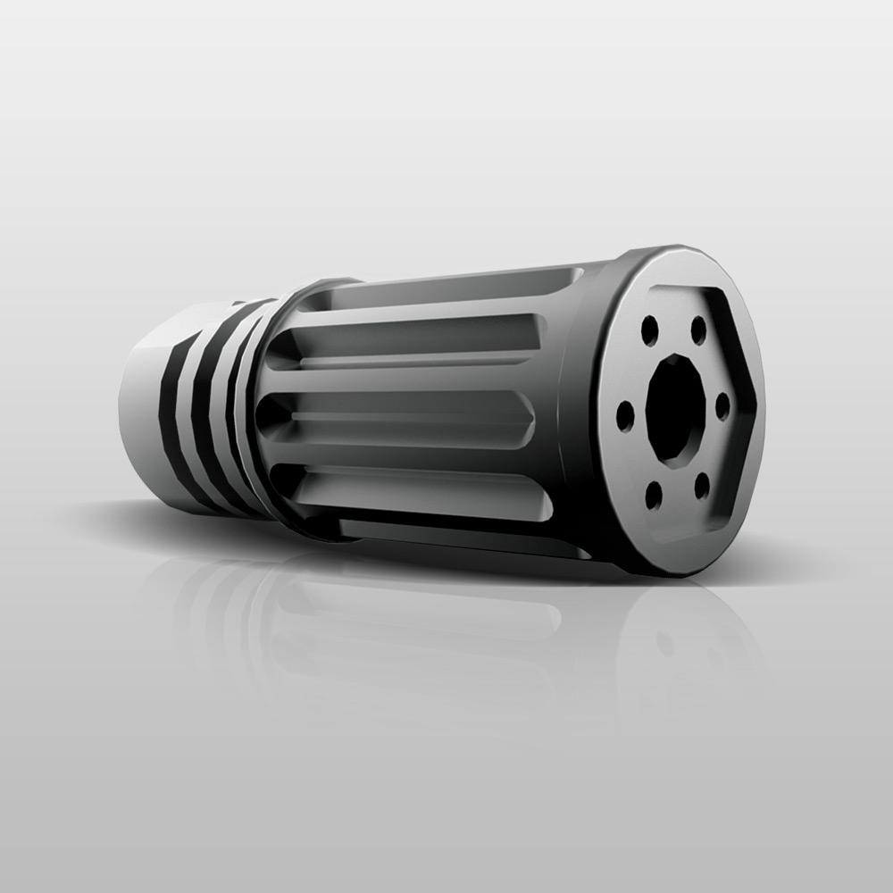 firearm parts - muzzle brakes - recoil enhancer