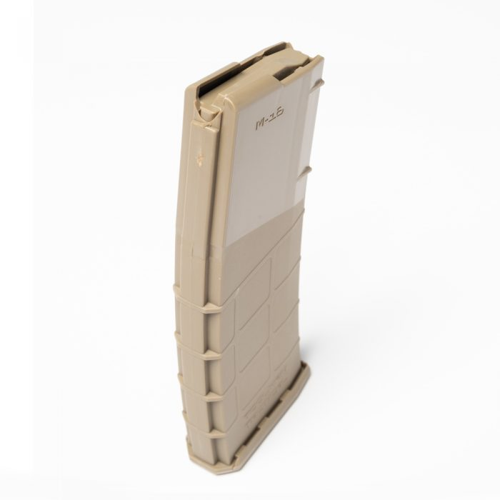 Lightweight Polymer Rifle Magazine