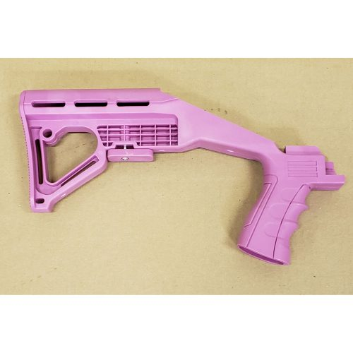 BFS Bump Fire Stock – AR-15 – Pink