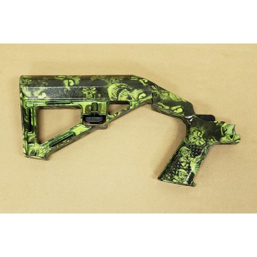 SBS Bump Fire Stock – Hydro Dipped