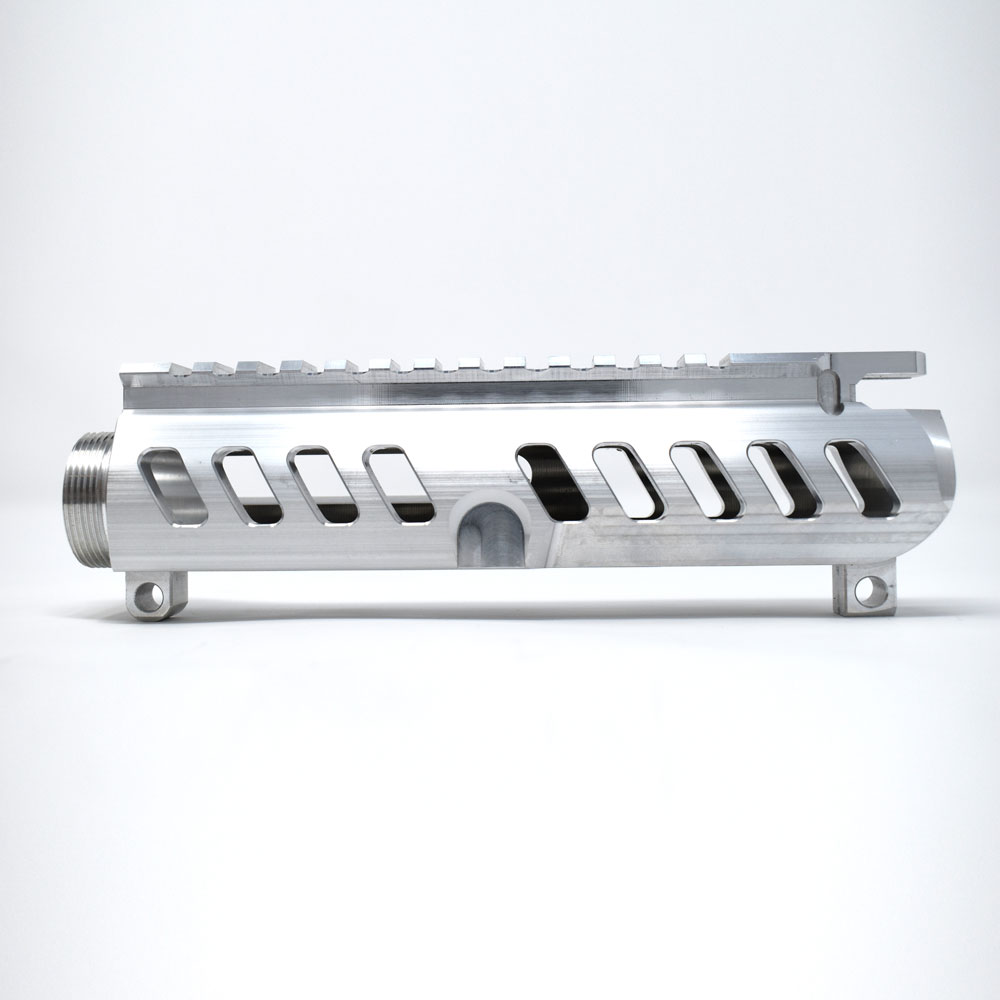 AR-15 Skeletonized Lightweight Upper Receiver - Raw