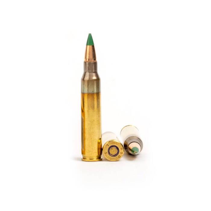 SR556 FMJ Green Tip Ammo