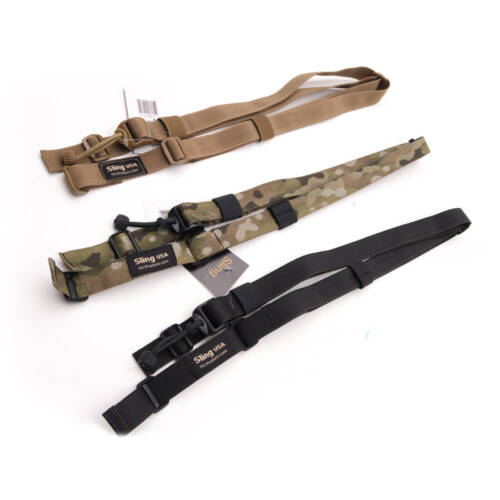 Tactical AR-15 Slings in 3 colors