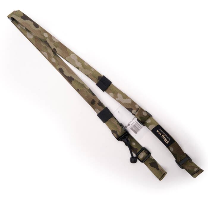Sling Tactical AR-15 sling in camo