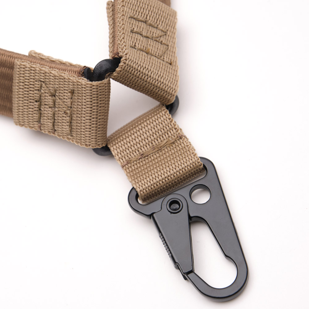 Closeup of clip for Sling Tactical sling