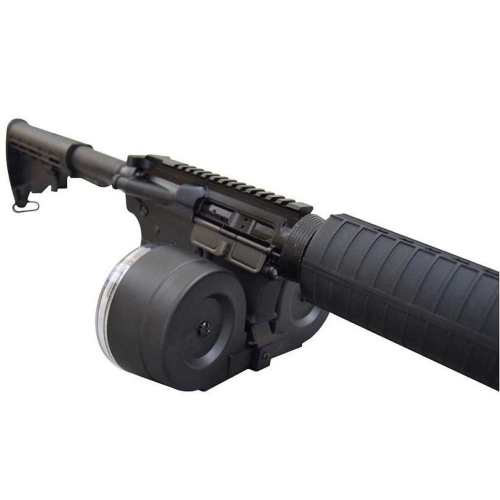 AR-15 100 Round Drum