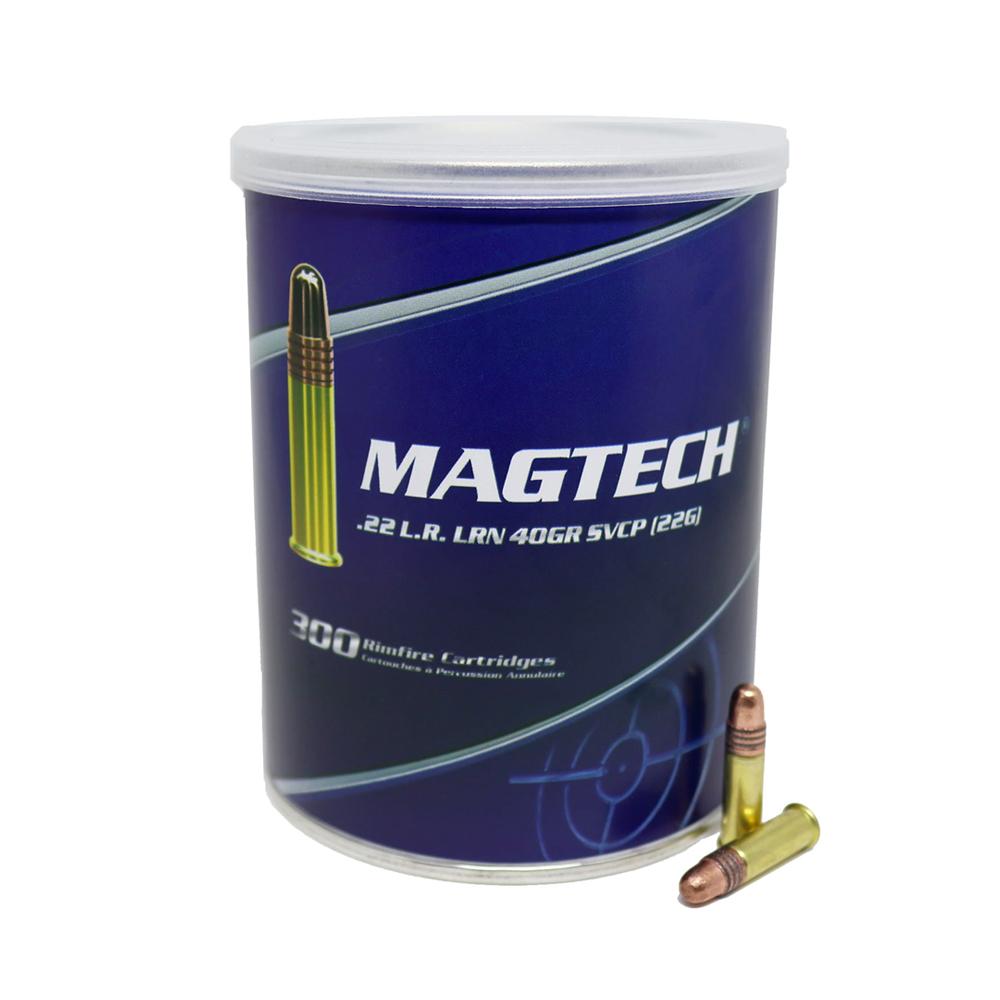 22 LR Ammunition - Magtech